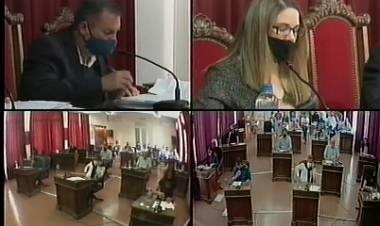La Asamblea de Concejales y Mayores Contribuyentes reafirmó la suba de Tasas en Pringles