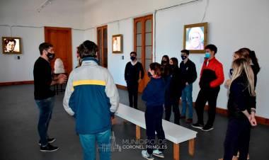 El Museo de Artes de la ciudad continúa recibiendo visitas