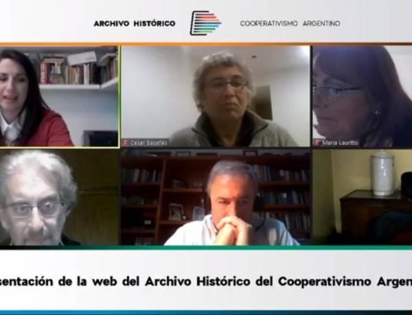 El Cooperativismo ya tiene una herramienta web para preservar su memoria