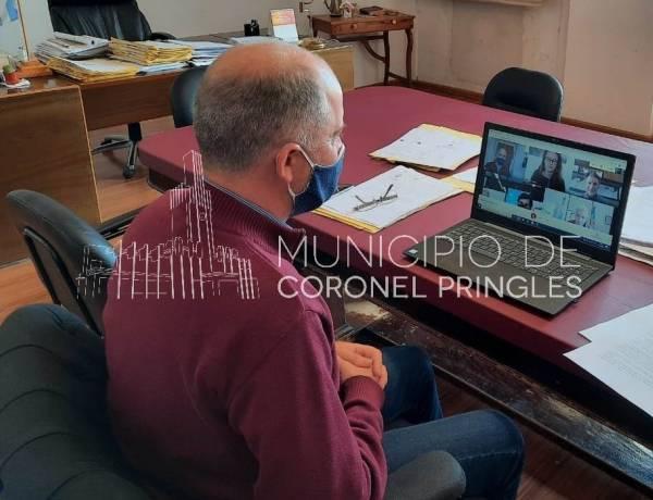 El Municipio firmó un importante convenio que busca promover soluciones habitacionales