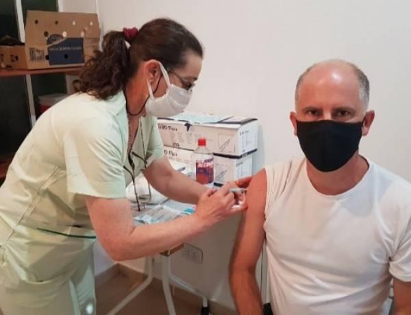 """""""Tengo la conciencia tranquila de que seguí el procedimiento de vacunación"""""""