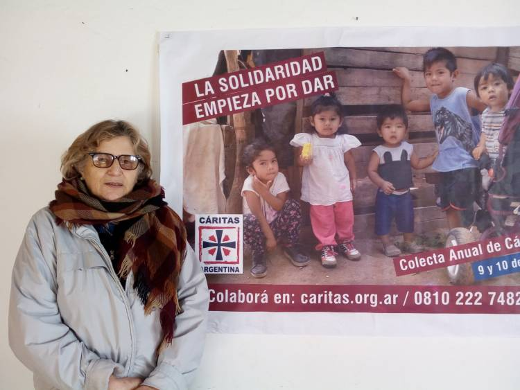 "Mary Fernández: ""Vamos a empezar con huertas familiares"""