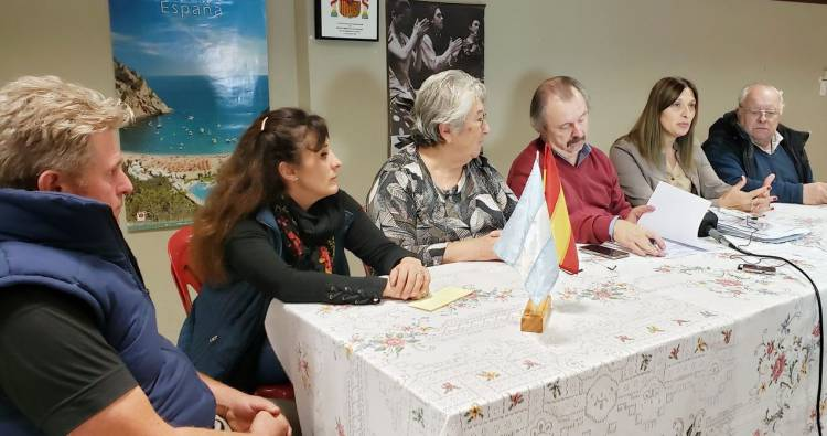 Gala, Cena de Fin de año y Romerías españolas