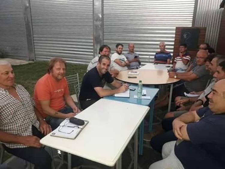 Claves de la unión de las ligas de Fútbol de Dorrego y Pringles