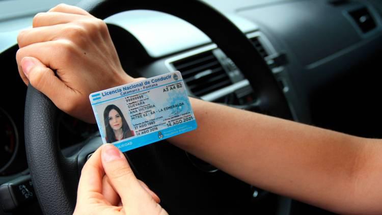 Prorrogan por 60 días corridos el vencimiento de las Licencias de Conducir