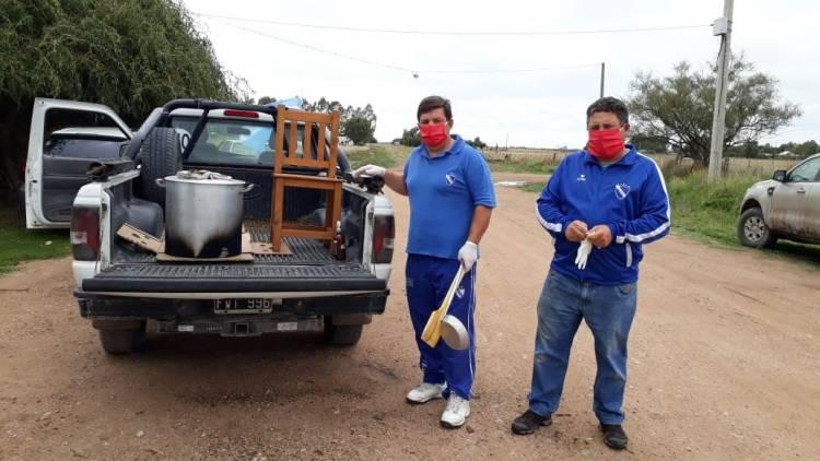 Once Corazones solidarios