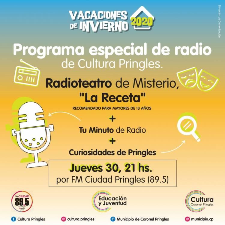 Vacaciones en la radio