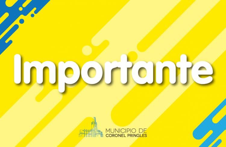 Información para las instituciones de bien público