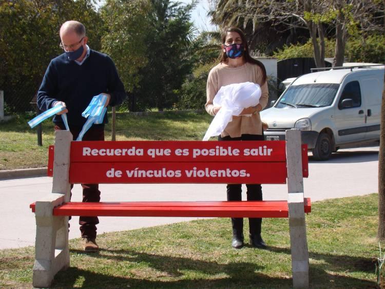 Indio Rico: El Intendente Maztkin participó de la instalación del Banco Rojo