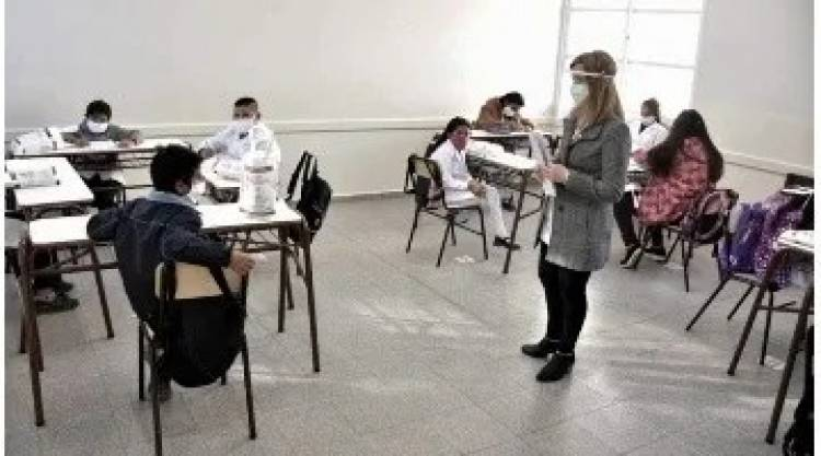 HCD: JxC pide se asegure el inicio lectivo 2021 con clases presenciales en Pringles