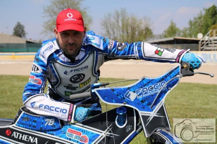 Speedway: Nicolás Covatti, convocado para un importante desafío europeo