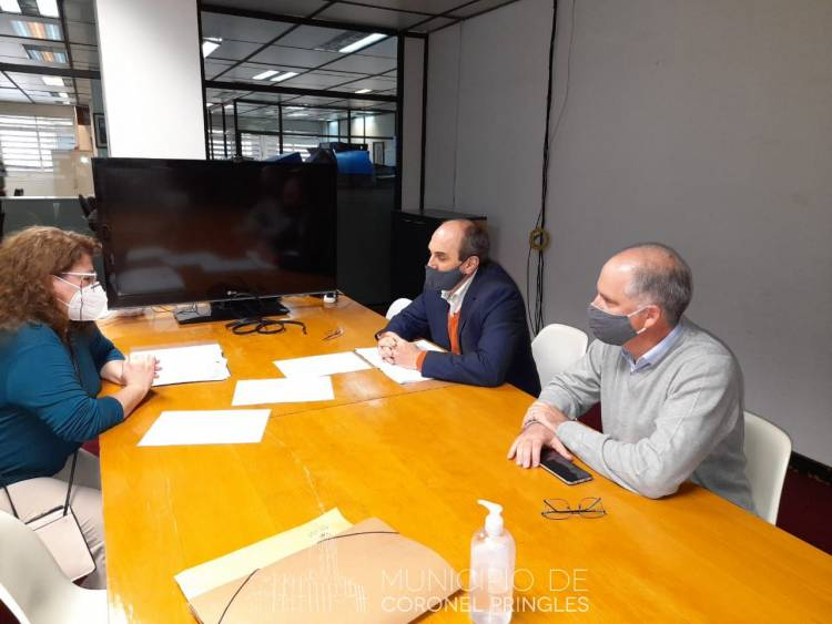Matzkin gestiona la reactiviación de viviendas