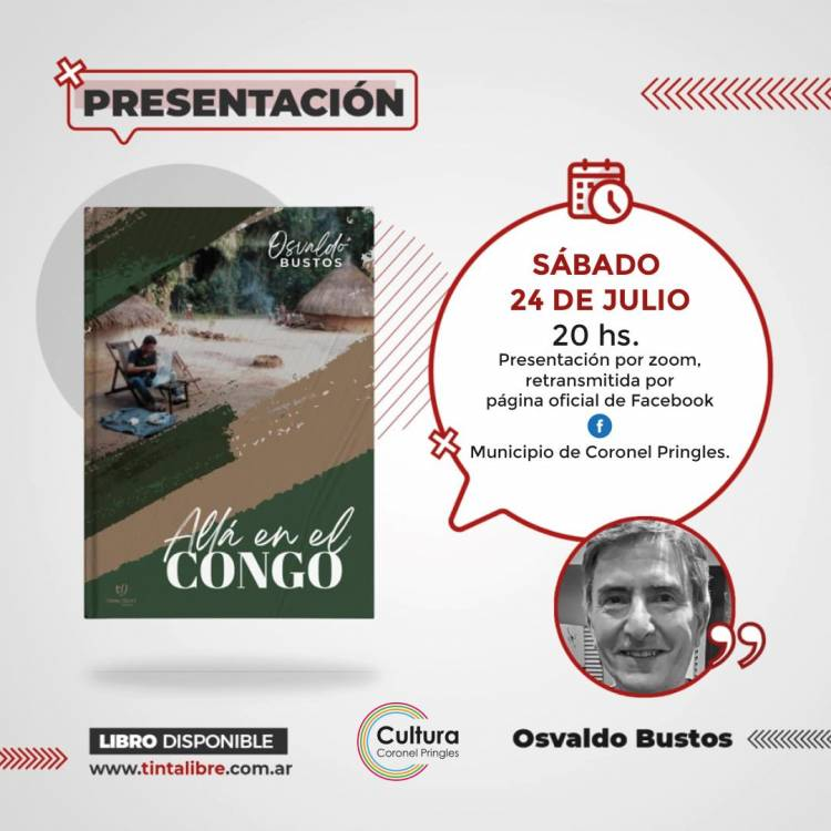 Allá en el Congo-Osvaldo Bustos