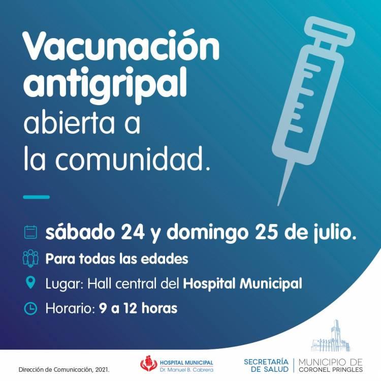 Vacunación Antigripal